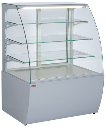smart refrigerated display cabinets